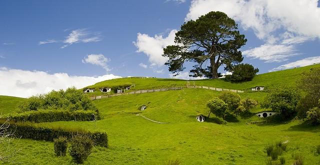 Új-Zéland Középfölde rajongóknak