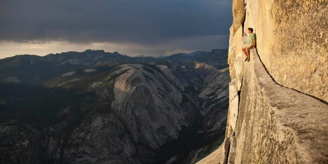 Alex Honnold (by Tim Kemple)
