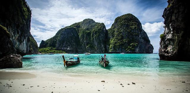 Phi Phi szigetek (3)