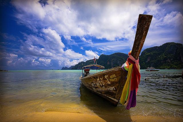 Phi Phi szigetek (4)
