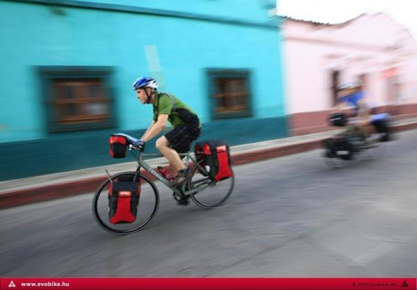 Ortlieb kerékpáros táska