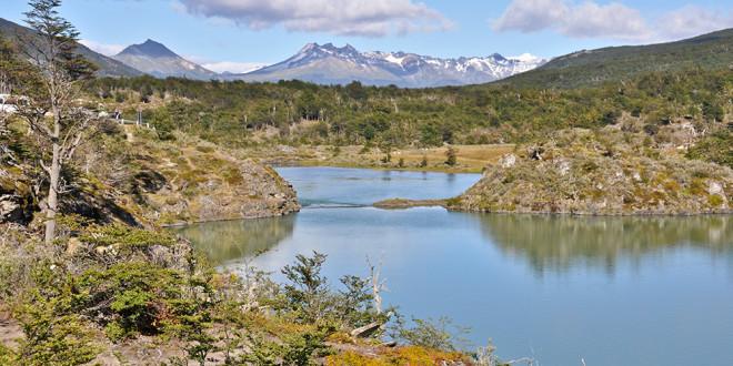 Címkép - Tuzföld Nemzeti Park