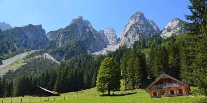 Egyhetes nyaralás a Salzkammergut-Dachstein régióban