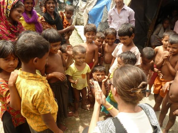 Játék Bangladesben