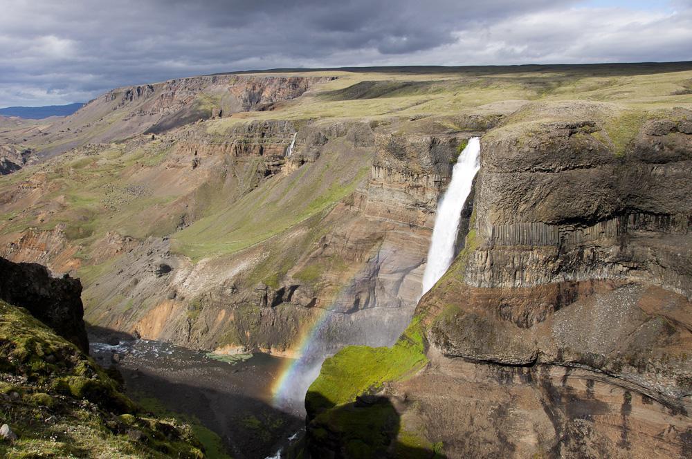 Izland-vízesés