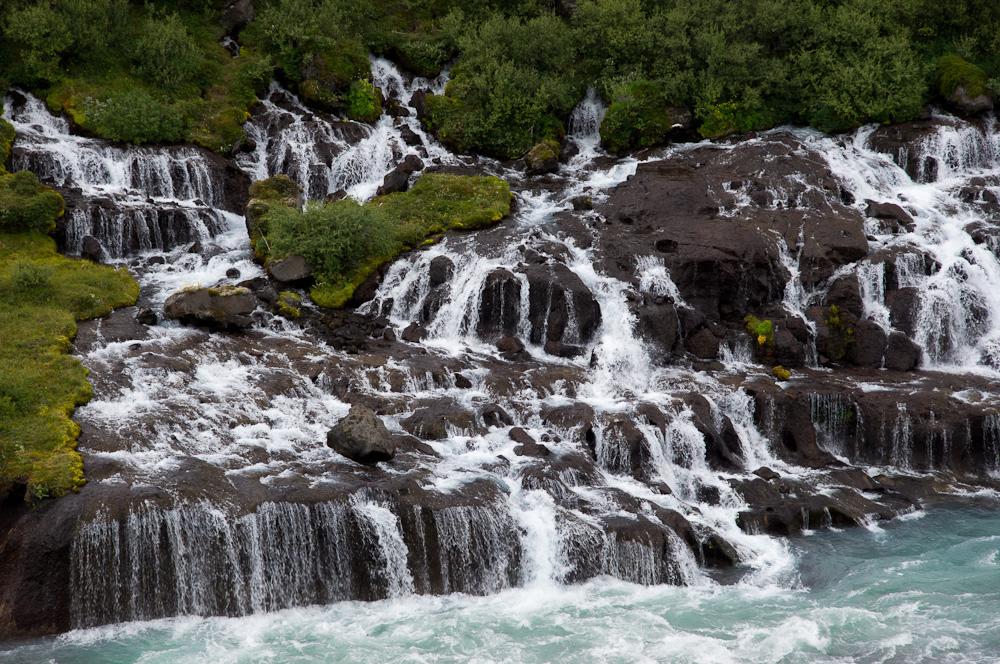 Izland -vízesés