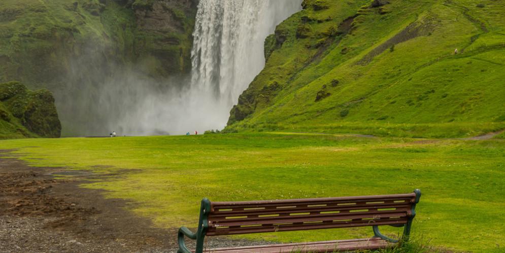 Izland – a vízesések országa (is)
