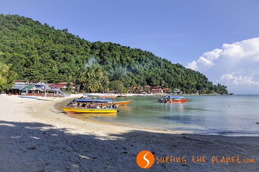 Kep 2 - Perhentian-sziget