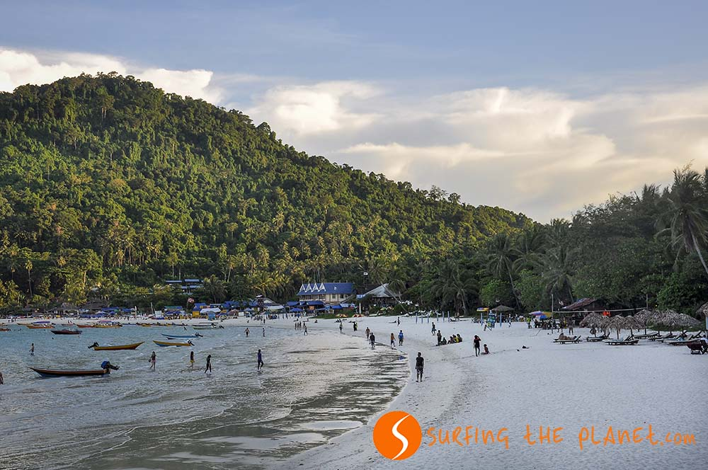 Kep 4 - Perhentian-sziget