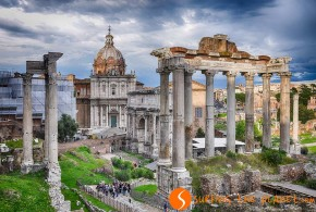 21 kihagyhatatlan látnivaló Rómában