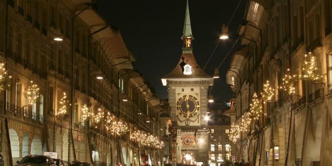 Bern éjszaka