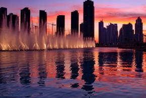 Dubai – rövid villanások a város modern részeiről