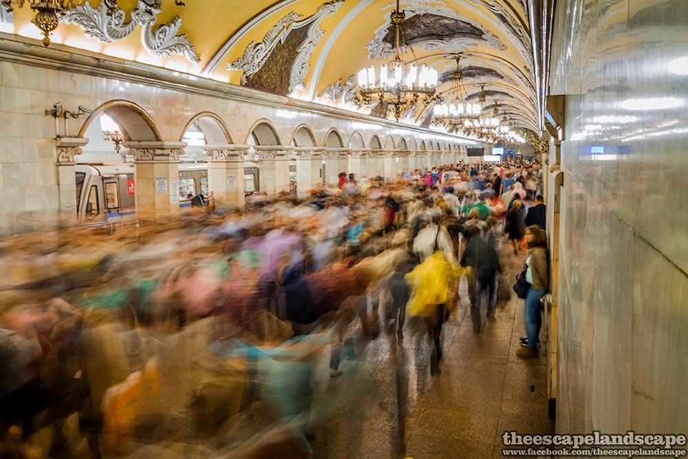 Moszkva metro