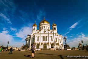 Moszkvai városnézés