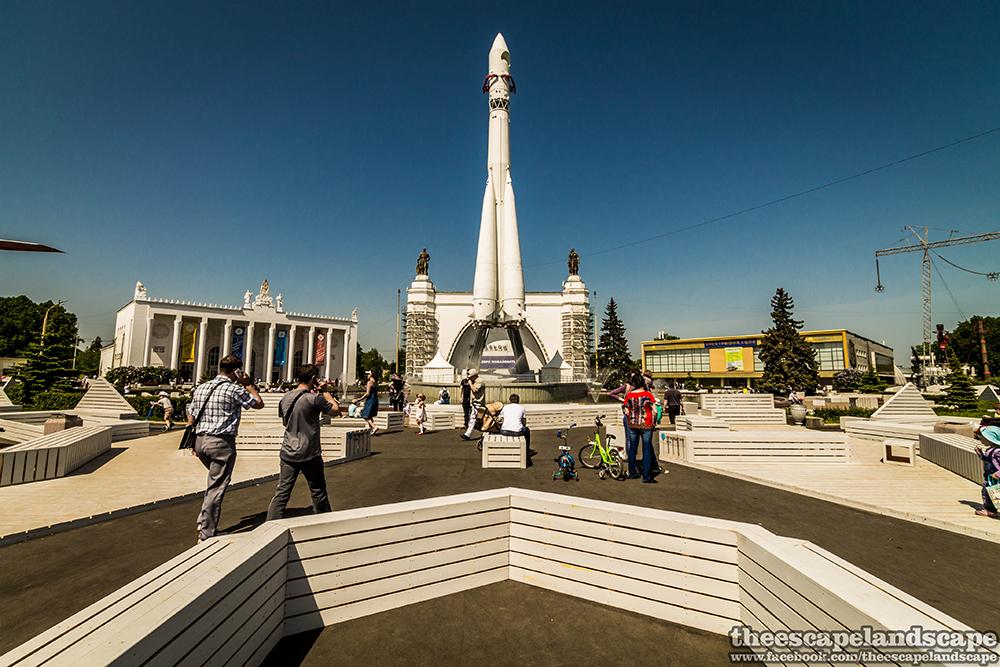 VDNKh Moszkva kiállítási központja