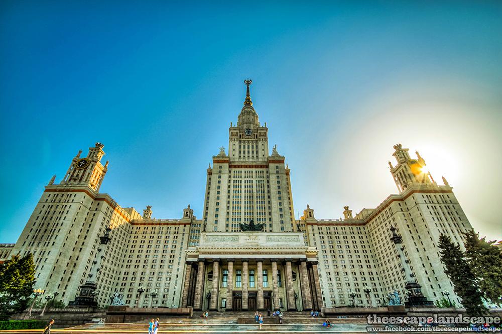Moszkvai Állami Egyetem