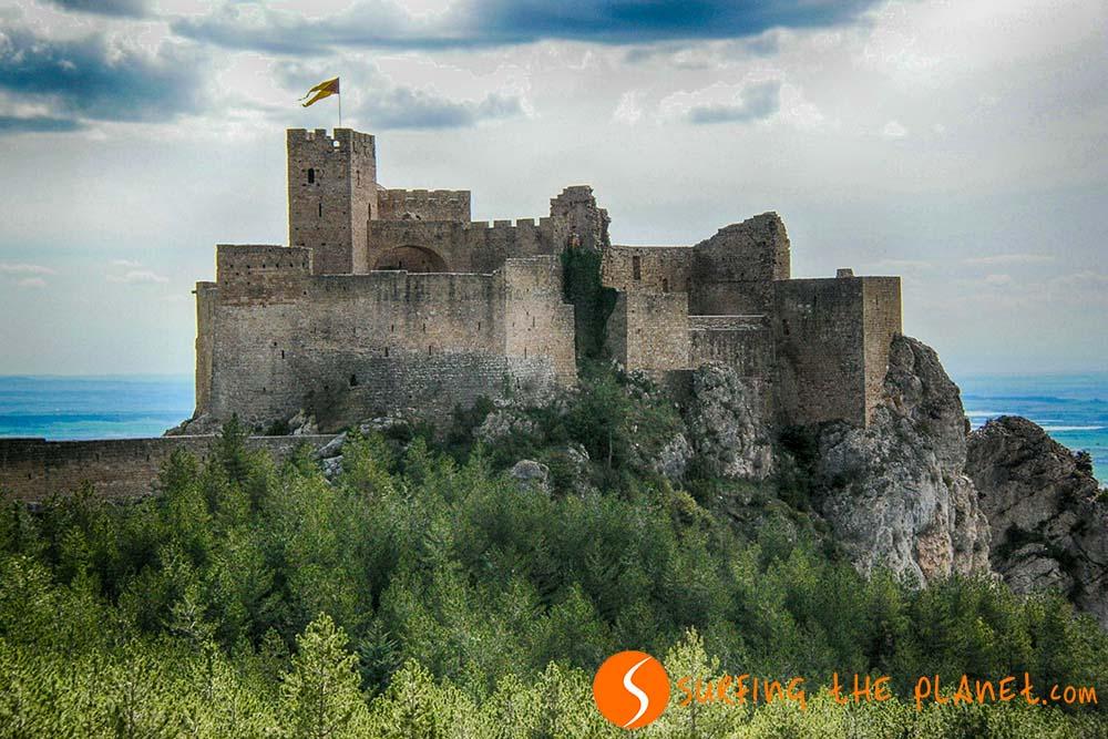 Kép 4 - Loarre Spanyolország