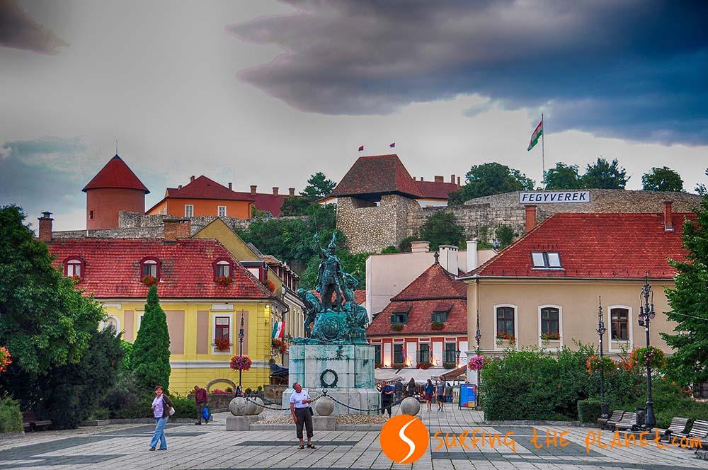 Kép 5 - Az Egri vár Magyarország