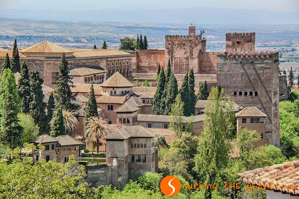 Kép 8 - Az Alhambra Granada Spanyolország