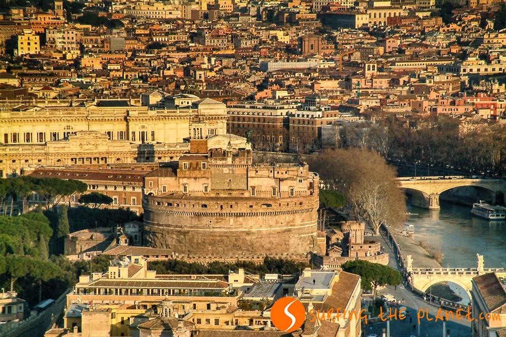 Kep 3 - Angyalvár Róma
