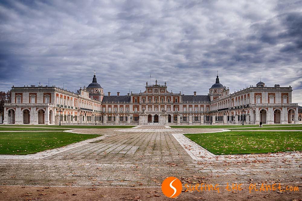 A spanyol királyok nyári rezidenciája.