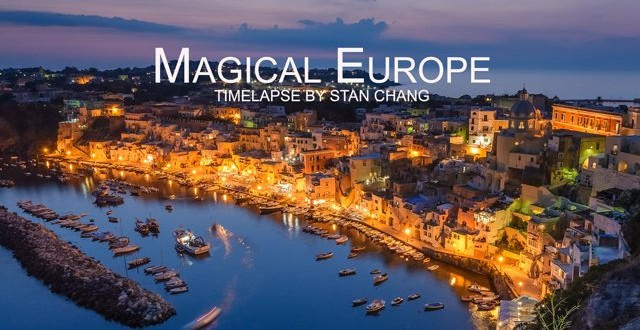 Varázslatos Europa