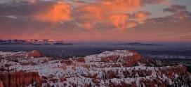 Bryce Canyon – Utah lángoló sziklakertje
