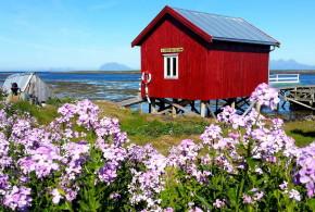 Norvégia – Oslótól Altáig