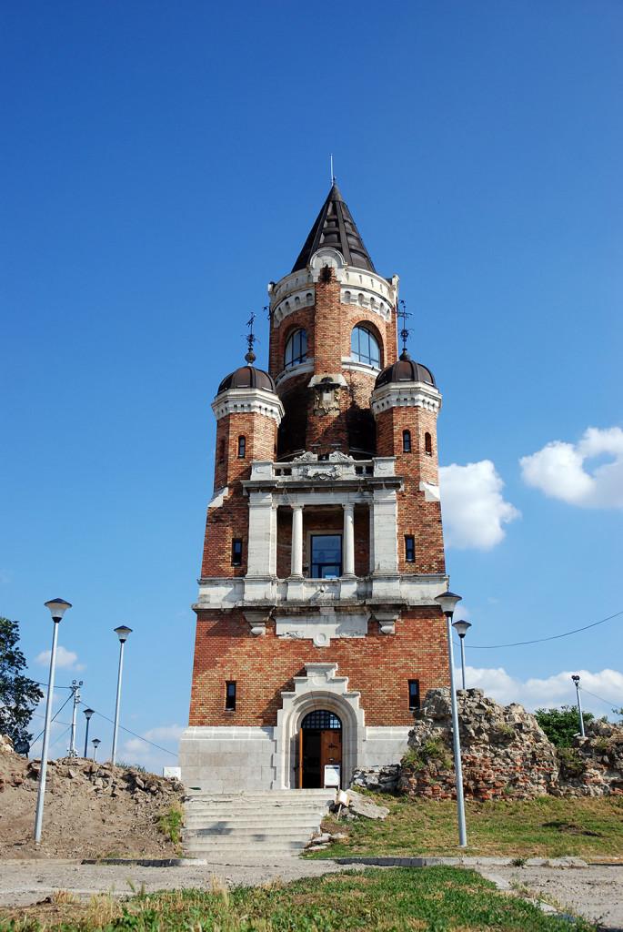 Hunyadi-torony - Zimony