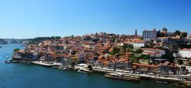 Porto óvárosa, a Ribeira negyed