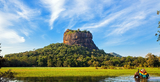 Sigiriya, Srí Lanka ősi erődje