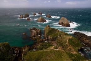 Új-Zéland – Déli-sziget