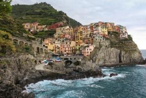 "Cinque Terre – ""öt föld"" vidéke"