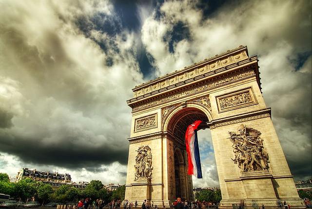 Arc de Triomphe_Diadaliv_Parizs