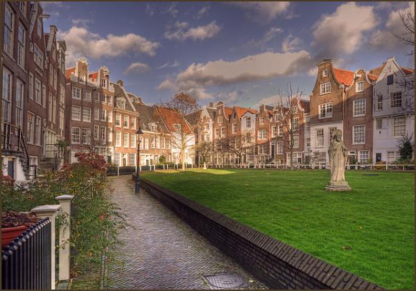 Begijnhof_Amszterdam
