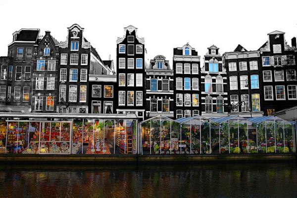 Bloemenmarkt_Amszterdam