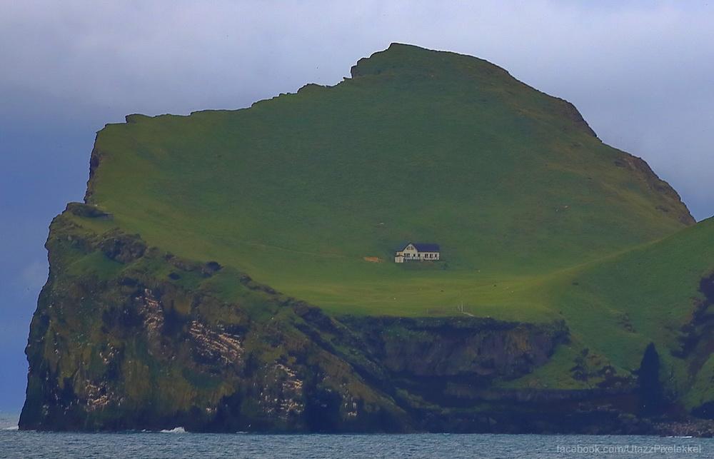 IZLAND_Elliðaey sziget