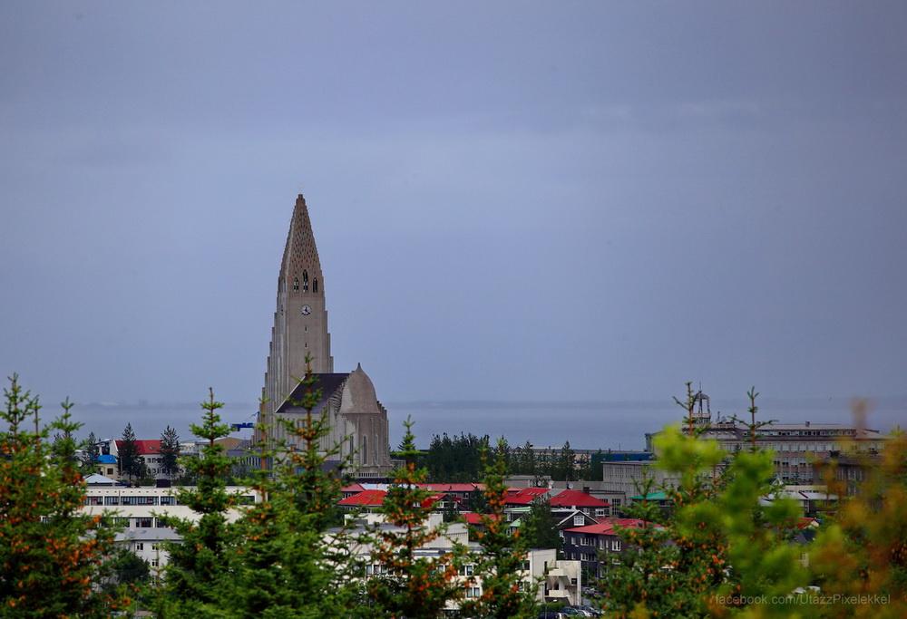 IZLAND_Reykjavík