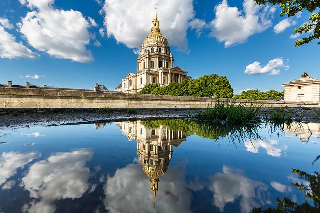 Invalidusok (dómja)_Párizs