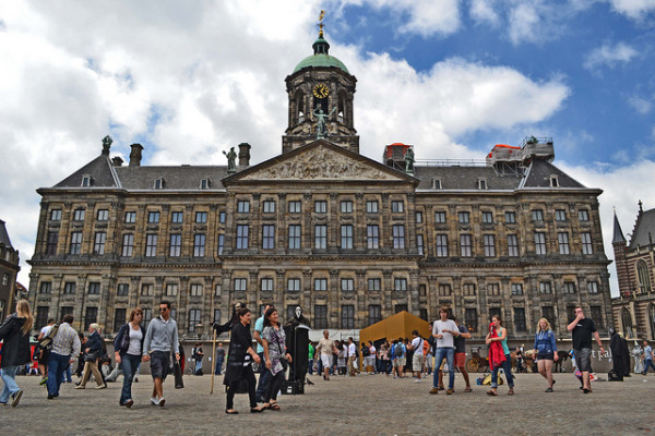 Koninklijk Paleis_Amszterdam