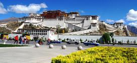 A tibeti Potala Palota
