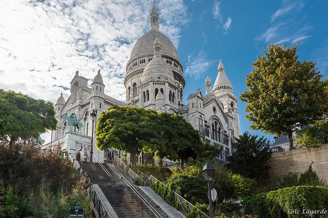 Sacré Coeur_Párizs