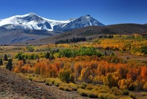 A High Sierra elképesztő természeti kincsei