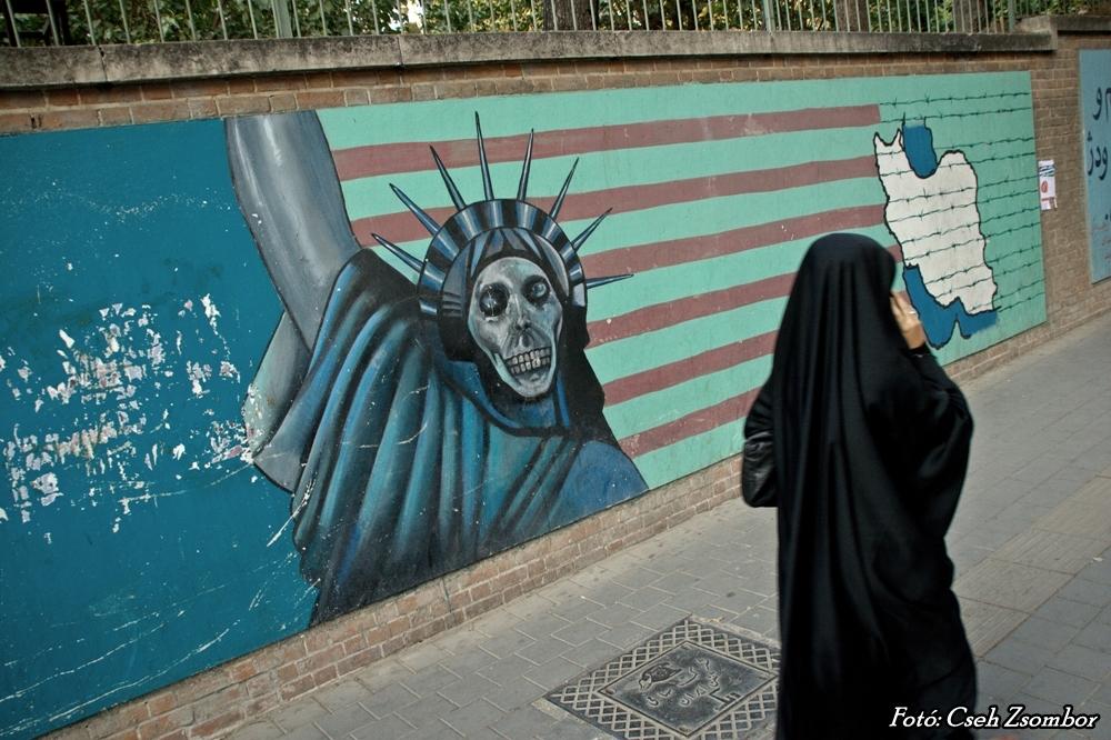 Teherán_Amerikai nagykövetség