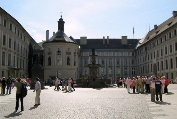 Pragai var_Szent Kereszt kapona_ Kaple svateho Krize