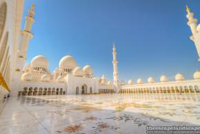 Egyesült Arab Emírségek – Abu Dhabi ékkövei