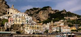 Az Amalfi-part – Itália csillogó gyöngyszeme