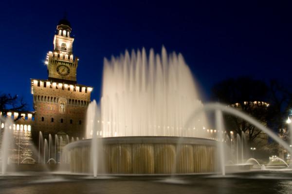 Castello Sforzesco_Milano