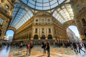 Galleria Vittorio Emanuele II_Milano