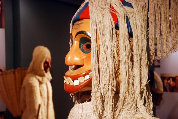 Laufar - a cerknoi farsangi mulattág egyik központi figurája
